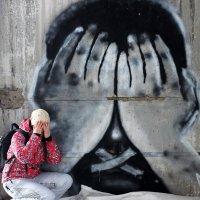Граффити :: Дмитрий Арсеньев
