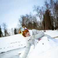 у ручья зимой :: Константин Онисько
