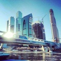Москва-Сити :: Юлия Федорова
