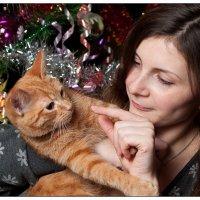Я и кот Тотоний) :: Евгения Губарева