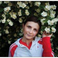 Я и жасмин :: Евгения Губарева