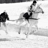 Зимние забеги :: Влад Никишин
