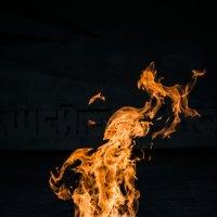Игра огнем :: Андрей Лободин