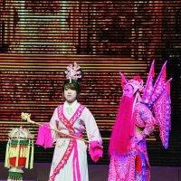 Китайский театр :: Алёна Компаниец