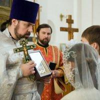 Венчание :: олег воробьев