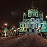 Пока ещё зима... :: Борис Зверков