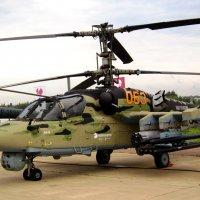"Ка - 52 ""Аллигатор"" :: Андрей Снегерёв"