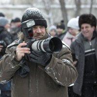 Настоящий фотохудожник! :: Александр Рейтер