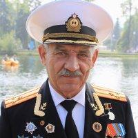 Полковник морской пехоты. :: Николай Кондаков