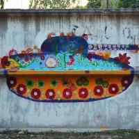 Таким видят танк наши дети :: Валентина Данилова