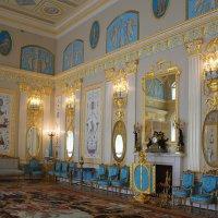 Арабесковый зал Екатерининского дворца... :: Tatiana Markova