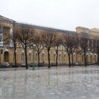 прогулки по воде в феврале :: Евгения Чередниченко
