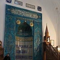 В мечети :: Елена Павлова (Смолова)