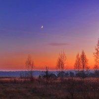 Вечер  на  хуторе..... :: Валера39 Василевский.
