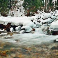 Горная река 1 :: Андрей Гомонов