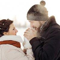 свадьба зимой :: игорь Букин