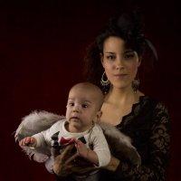 Семейная фотосъемка в студии :: Татьяна Бочарникова