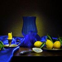 Что для нас лимон без аромата? :: Валентина Колова