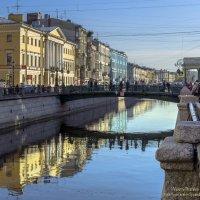 Итальянский пешеходный мост :: Valeriy Piterskiy