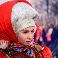 Так никто и не рассмешил Несмеяну... :: Ирина Данилова