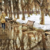 Обалденное время - Весна!!! Не грущу… не брюзжу… не чихаю!!! :: Ирина Данилова