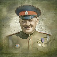 ПОРТРЕТ КАЗАКА... :: Алексей Лебедев