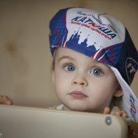 Моя маленькая модель :: Ekaterina Sharkova