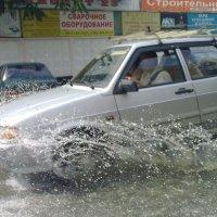 Вода вода. :: Сергей Попов