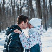 Любовь :: Dinara Nebaraeva