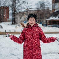 Детская радость:) :: Dinara Nebaraeva