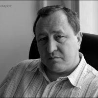 Мужской портрет. :: Anna Gornostayeva