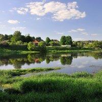Лето в деревне :: Андрей Куприянов
