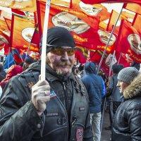 Лица Антимайдана. :: Алексей Окунеев
