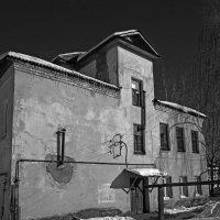 Старый дом (ретро) :: Павел Зюзин