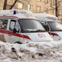 Скорая помощь нуждается в помощи ! :: Андрей Rudometov