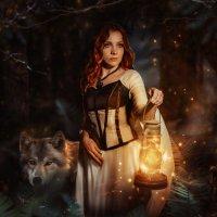 Волшебство леса :: Инесса Чумак
