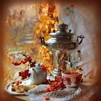 Хочу чаю... :: Ольга