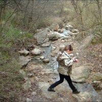 С камня на камень... :: Нина Корешкова