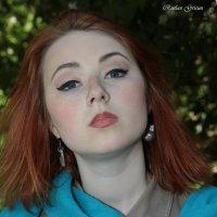 Влюблённый лисёнок-16. :: Руслан Грицунь