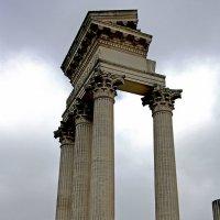 Часть портового храма :: Alexander Andronik