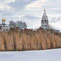 Монастырь :: Владимир Малинин