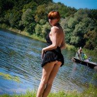 Река Рось.. :: Елена