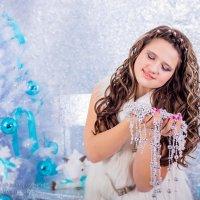 ледяная сказка :: Мария Новенькова