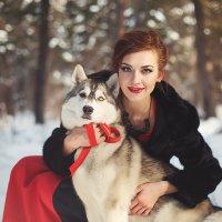 Аня и Лэнса :: Яна Kostromina