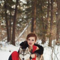 Анюта и Лэнса :: Яна Kostromina