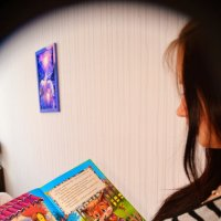 Сказка для малышки :: Анастасия Гаврилова