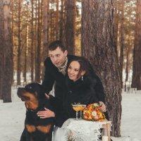 Невеста Анастасия и жених Евгений  20.02.14 :: Татьяна Кочева