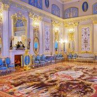 Арабесковый зал в Екатерининском дворце. :: Ирина Нафаня