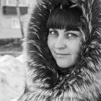 Портрет дочери. :: Андрей Лобанов