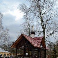 Зима в монастыре :: Ольга